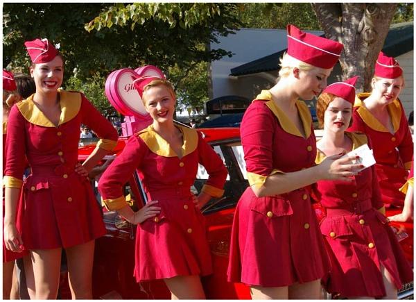 Pink ladies by Barbaraj