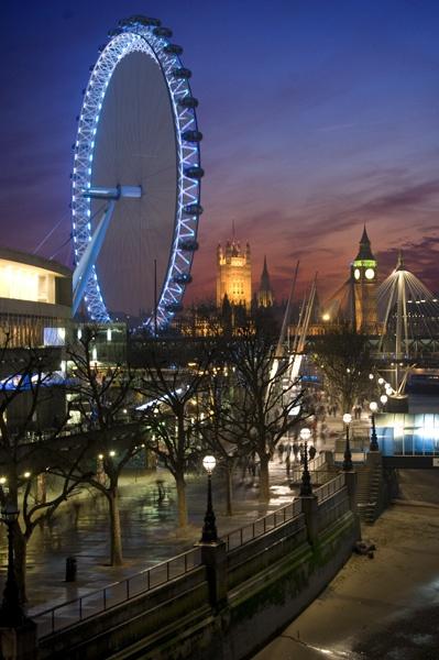 London Eye by nickthompson