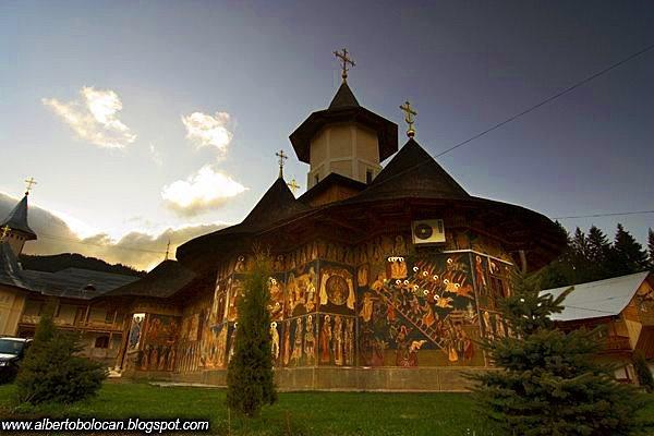 Orthodox Monastery by Alberto_Bolocan