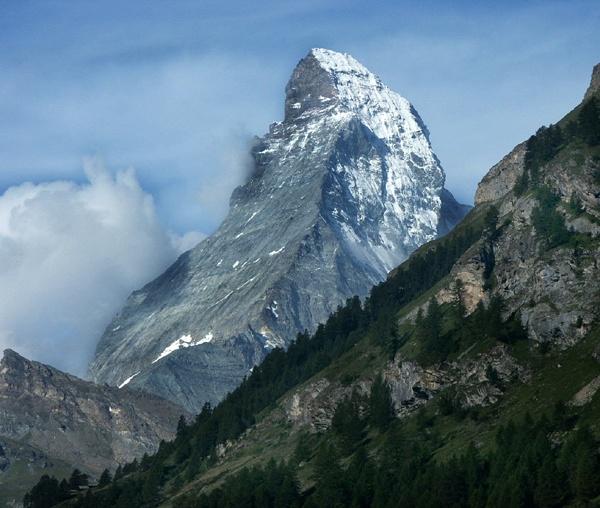 Matterhorn by russthefoot
