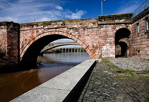 Berwick Arches by steve_r