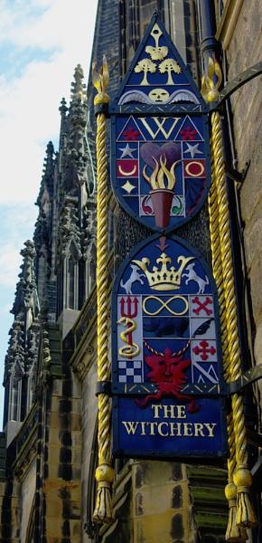 Edinburgh Signage by Trogdor