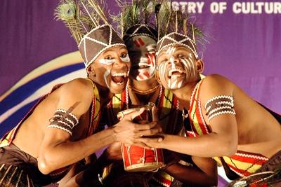 Folkdance by sunayana