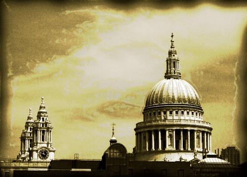 Old St Pauls by Fluke