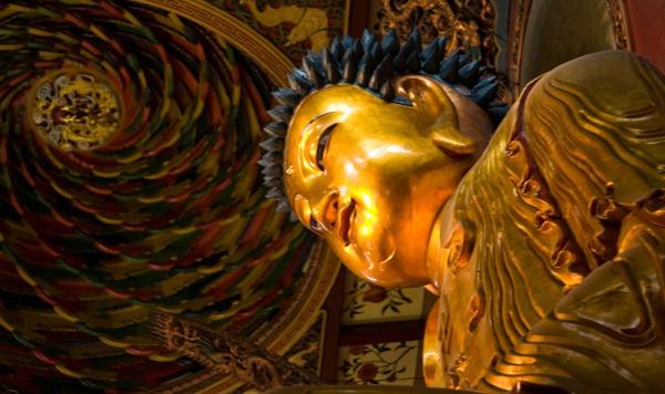 Heavenly Buddah by stormchayser