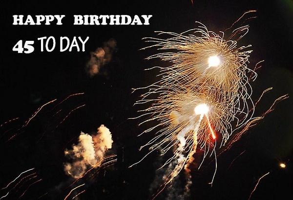 Happy Birthday ! by D80daz
