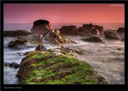 Hengistbury Rocks