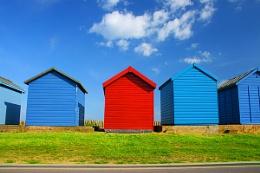 Sand Huts