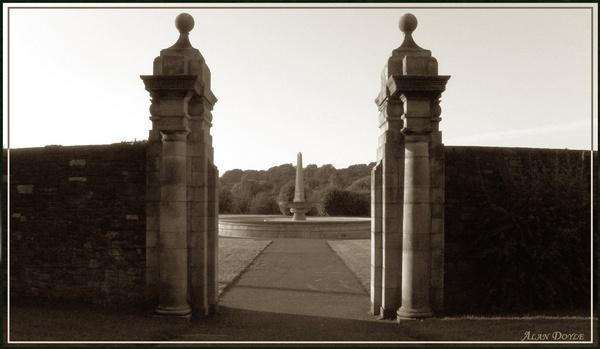 War Memorial Park by Alan86
