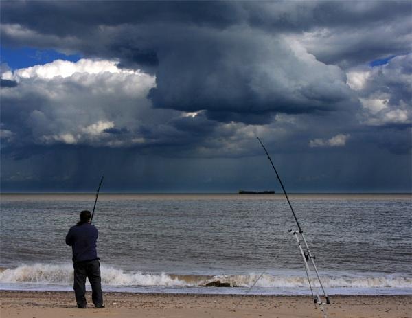 sea fishing by shelldud