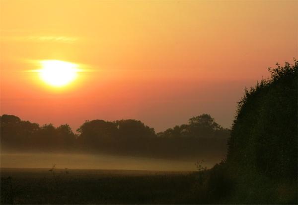 my first sunrise by shelldud