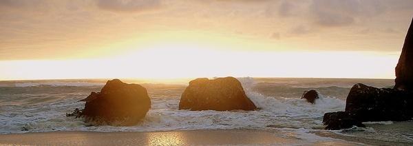 Sunset, south island new zealand by samjackster