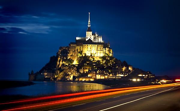 Mont Saint Michel by David_Gus