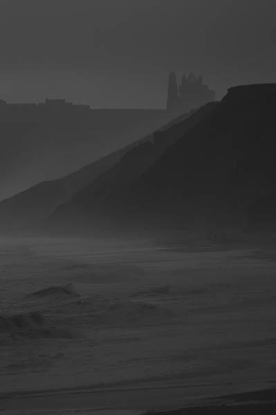 Misty Abbey