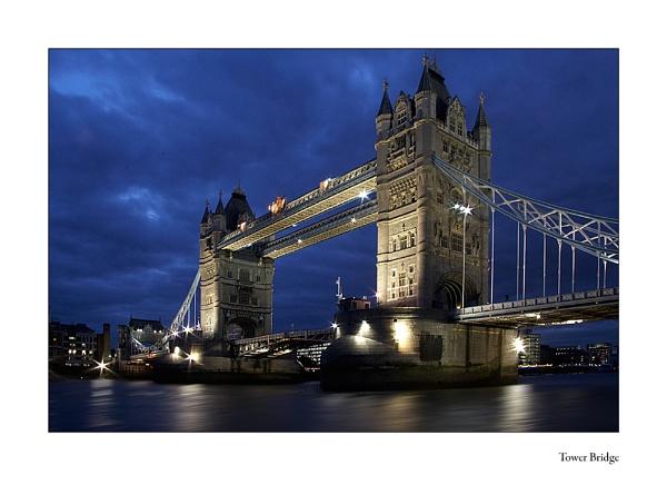 Tower Bridge by lobsterboy