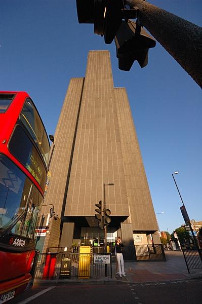Archway Tower by aldrahn