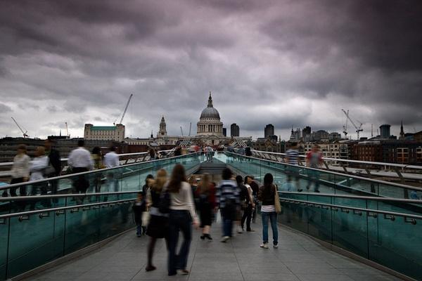 Millennium Bridge by DavidGresham