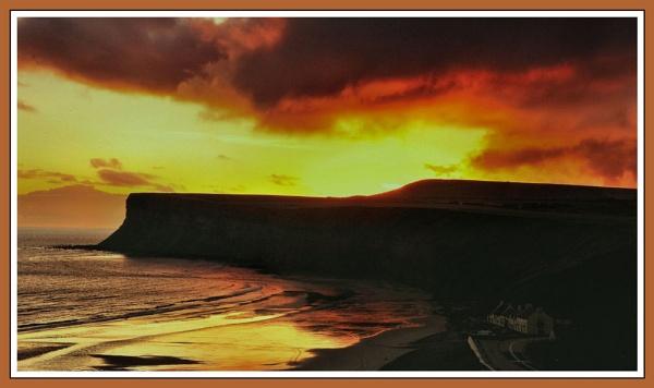 sunrise @ saltburn by dden