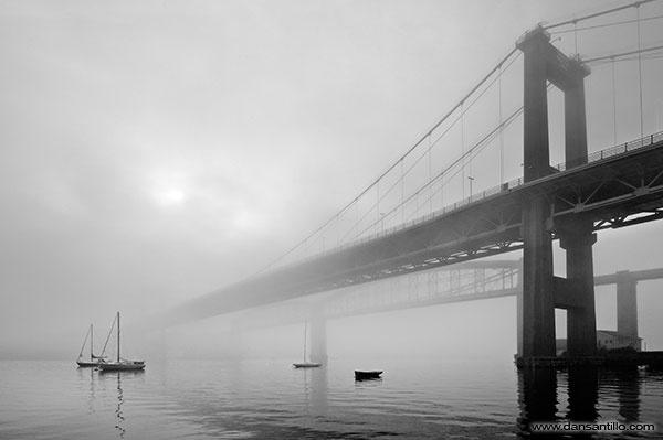 Tamar and Brunel Bridges by dasantillo