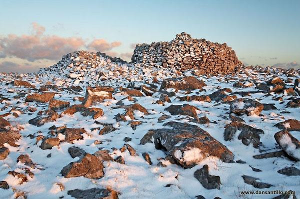 The Black Mountain by dasantillo