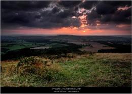 Last Of The Light - Malvern Hillls
