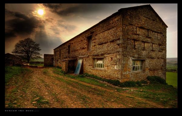 Behind the Door... by chris-p