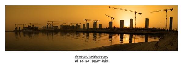 Al Zeina sunrise by dennisg