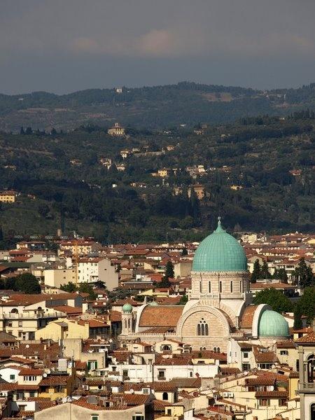 Tempio Maggiore di Firenze by crashby