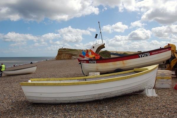 Blakney Beach by mollye