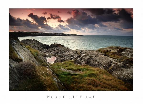 Porth Llechog by Alfoto