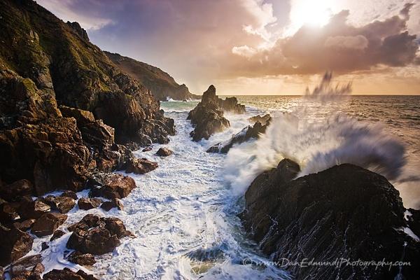 South Coast Swell by Guernseydan