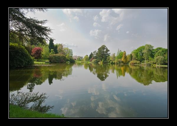 Garden Lake by PhilNewberry