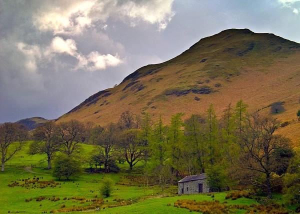 Catbells Barn by GBYORKE