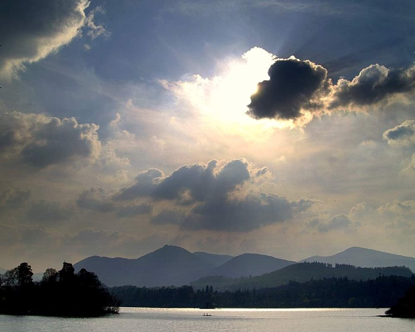 Lakeland Sky by GBYORKE