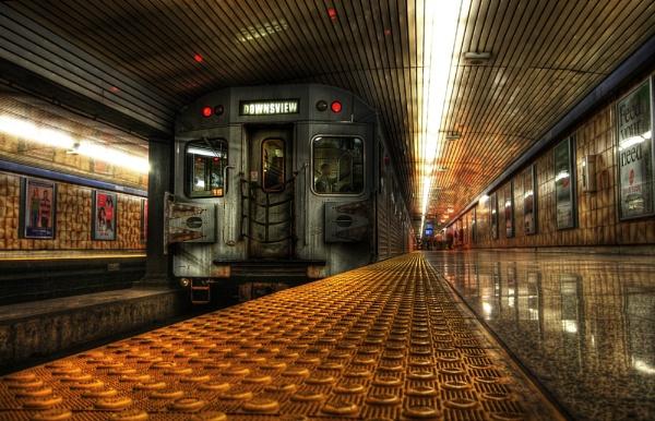 toronto underground by Strobe