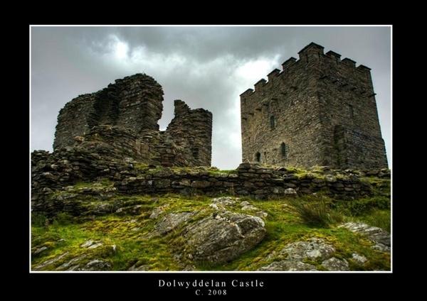 Dolwyddelan Castle by J0_jo