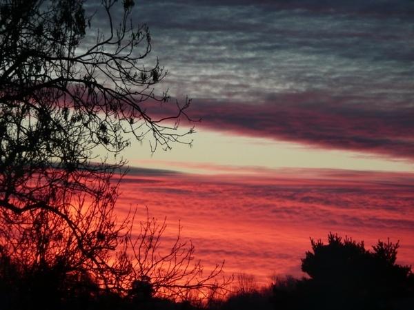sunrise by Mintakax
