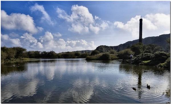 Lake Reflection by bmott001