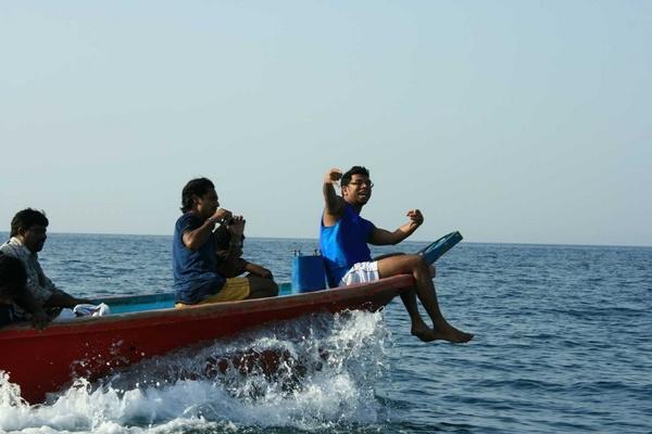 Boating at Kasab by madhujitha