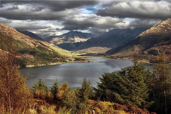 Autumn in Scotland by samoyed