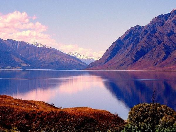 Tranquil Lake by samjackster