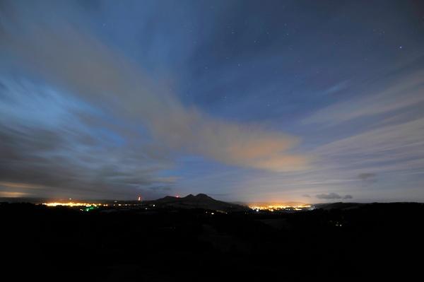 Scottish Borders, NightVisions by digitalpic