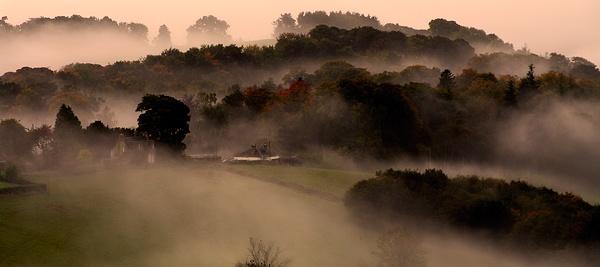 Misty Morning by ali graham