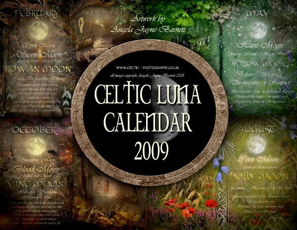 Luna Calendar by AngieLatham