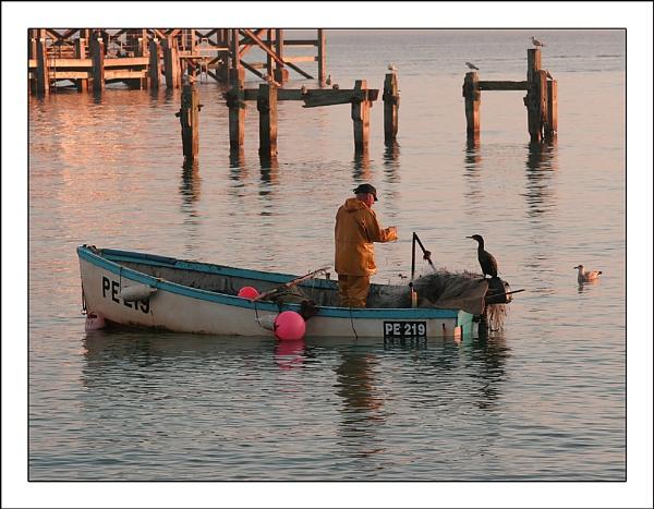 Fishermans Friend by JohnoP