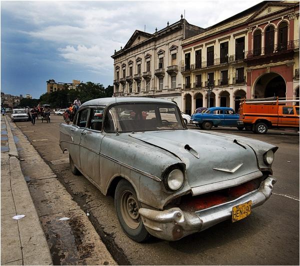 Chevy in Havana