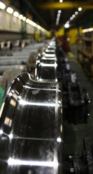 steel wheels by eamesjones