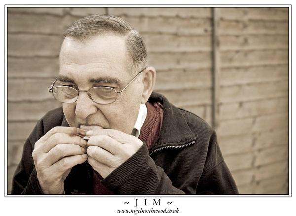 Jim by big_baboon
