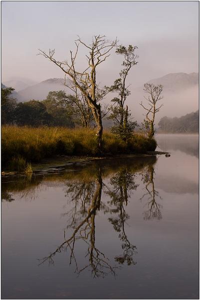 Gwynant Morn by Goggz