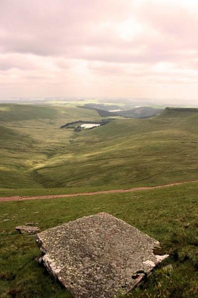 Welsh Walk by Costy